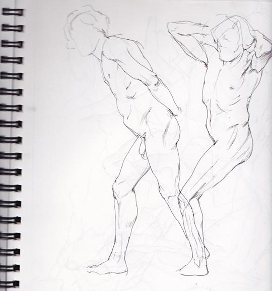 Cun Shi Illustration drawing 16