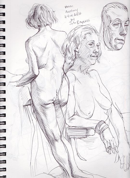 Cun Shi Illustration drawing 18