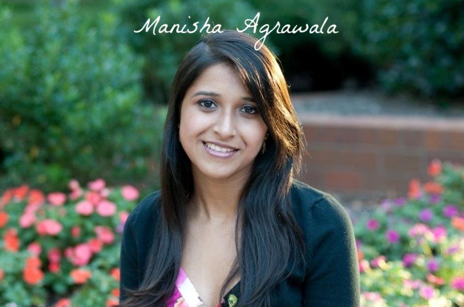 Manisha Agrawala '17