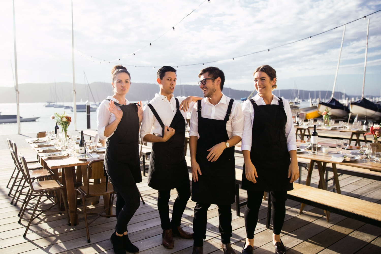 Jacob Food Catering Team