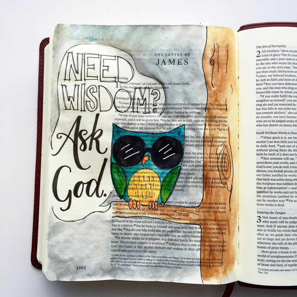 How to Start bible Journaling for Beginners. Looking for a new way to interact in your Bible study? This is a fabulous way to learn a new way of worship.