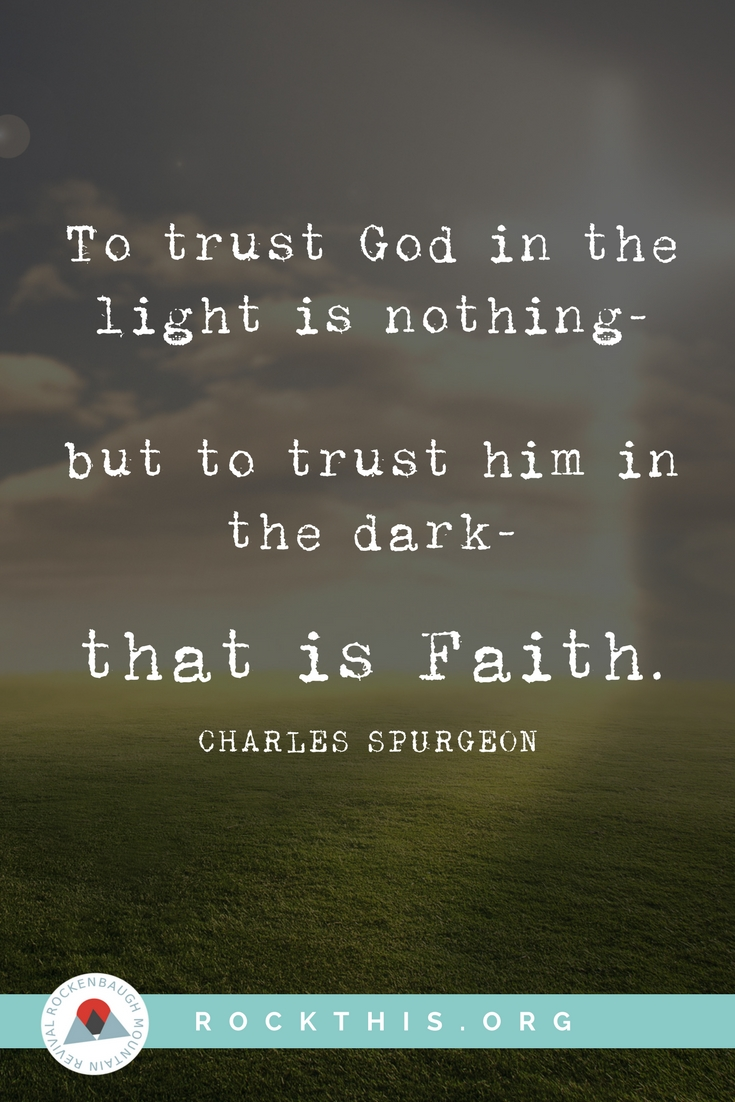 How many people have grown up in church and heard about God their whole lives but don't really know Him? There's a big difference between knowing about someone and actually knowing them. This is a captivating read about one woman's journey of knowing God. A must read. #faith #charlespurgeon #bible