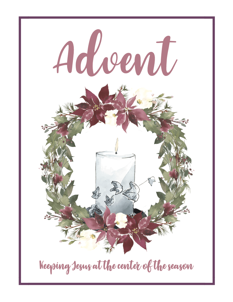 Advent bible reading plan