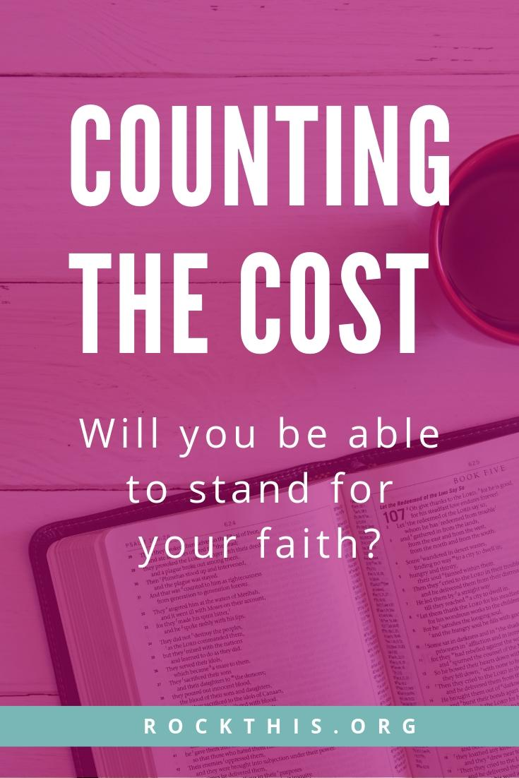 Has following Jesus ever cost you something? This is an incredible story of woman willing to make the ultimate sacrifice. A must read. #rockthisrevival #truth #christian #rockthisrevival #christianpodcast #faith