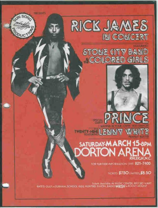 Wanted - Cash for posters-these and other original pre-1985 posters advertising Prince concerts. Contact Scott Mussell anytime at 515.707.7250 or srmussell@me.com