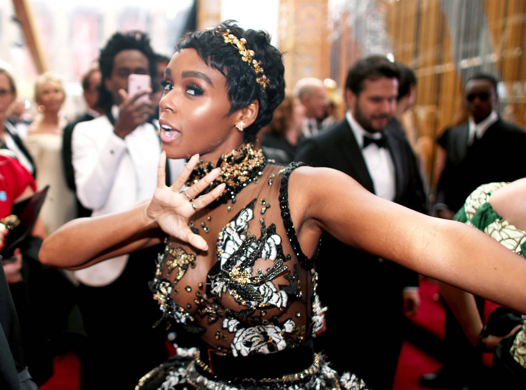 Janelle Monae - That glowing skin!