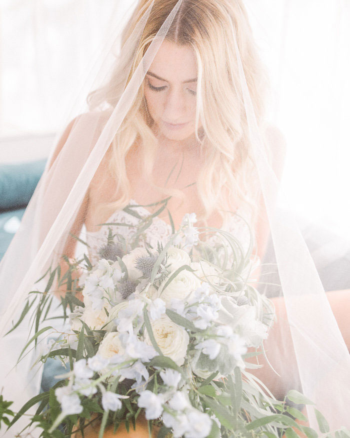 Ethereal Elopement Styled Shoot