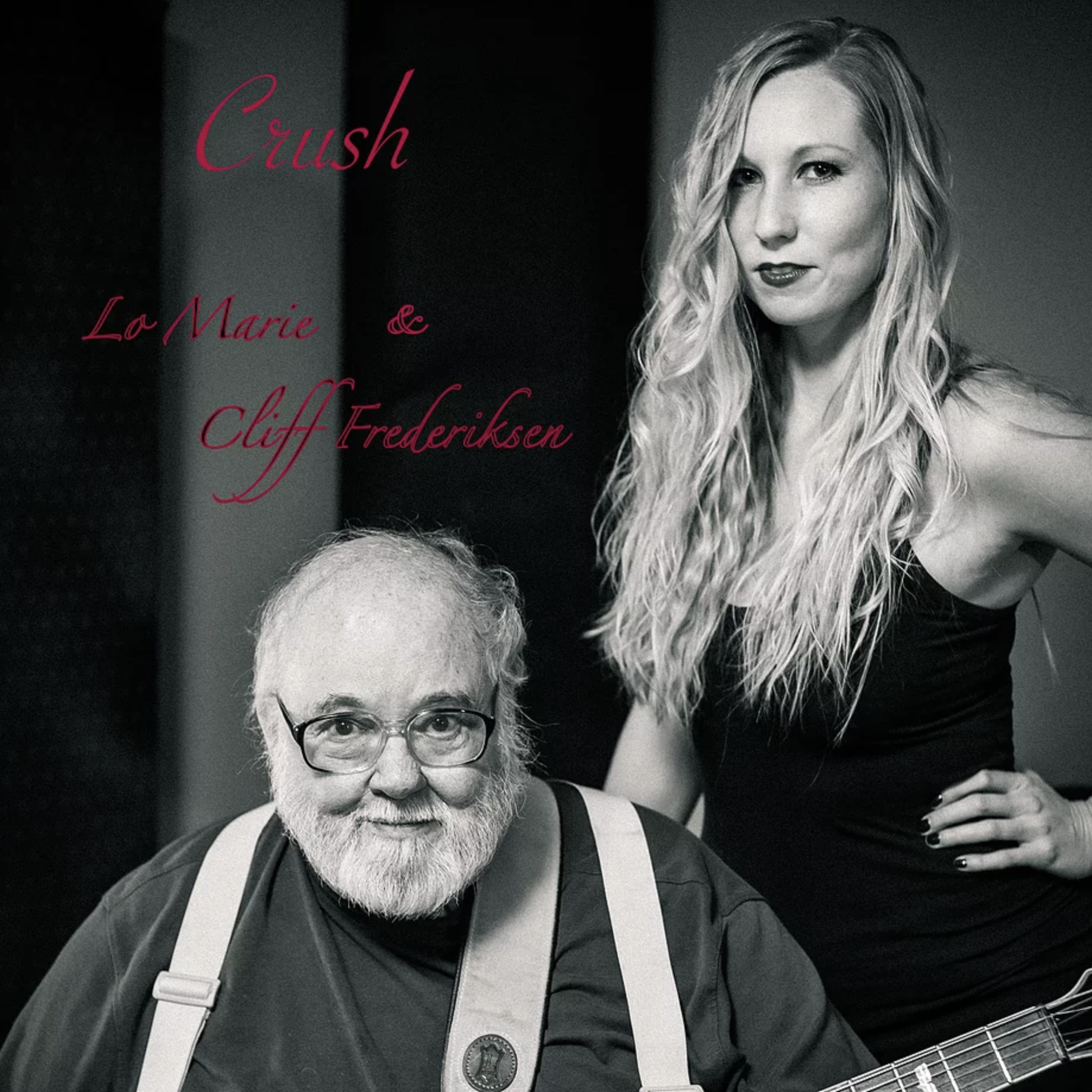 Lo Marie & Cliff Fredrickson - Crush
