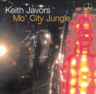 Mo' City Jungle- album cover