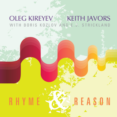 Rhyme and Reason- album cover