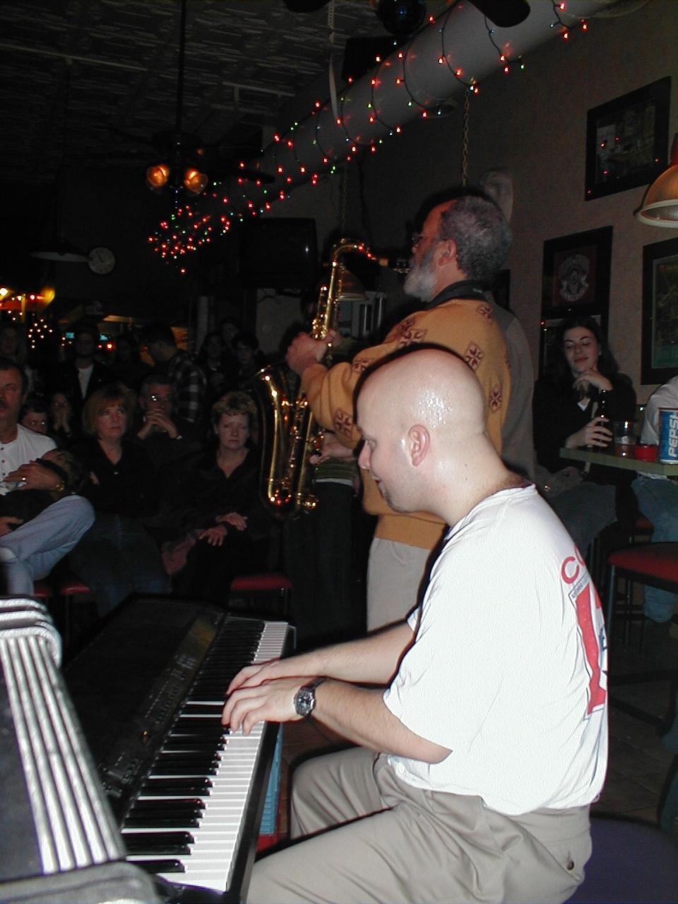 Ron Bridgewater with Javors.jpg