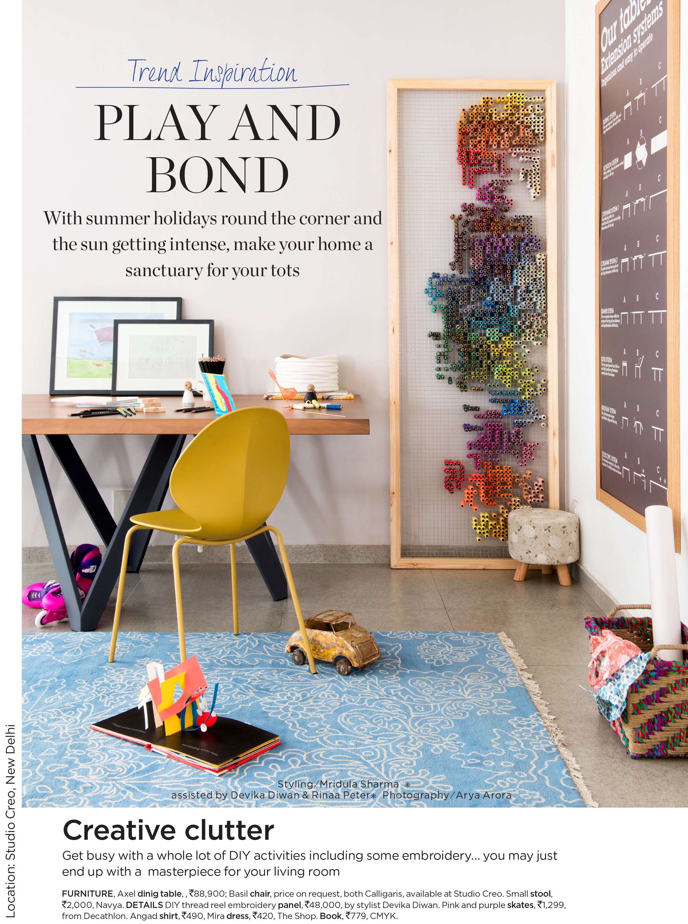Living Etc. India - Play and Bond