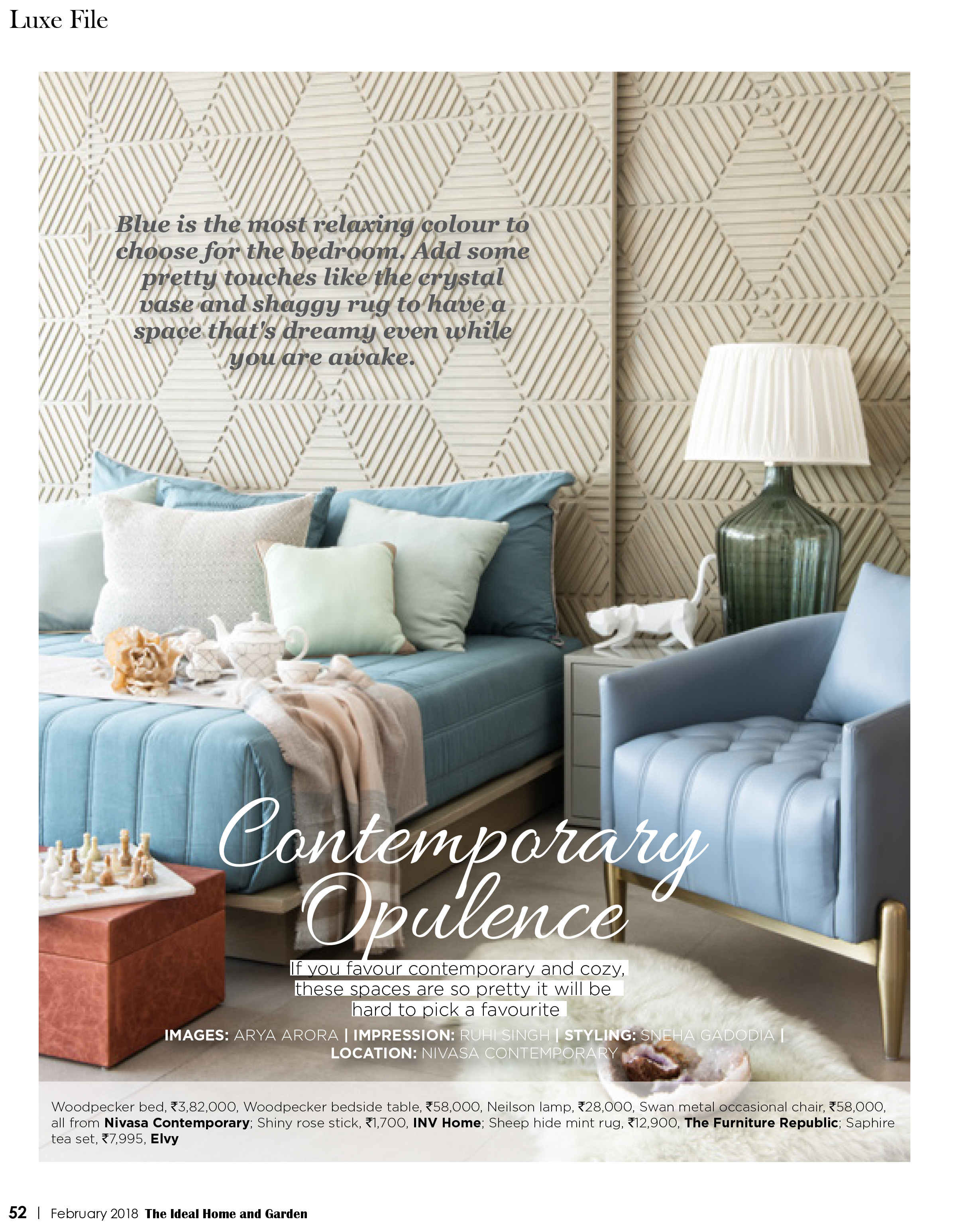 IDeal Homes - Contemporary Opulence