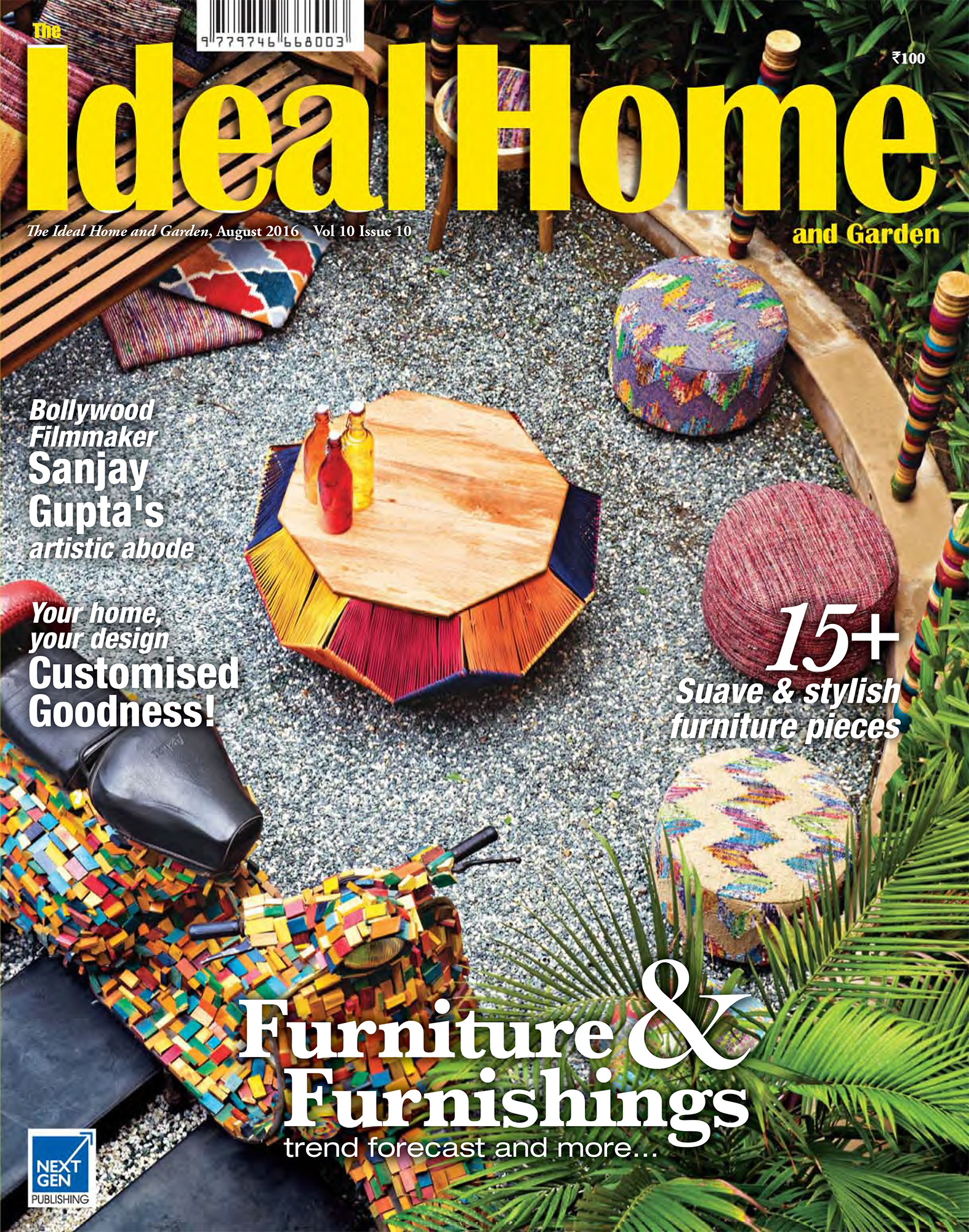 IDEAL HOMES - MoroCCAN Exuberance