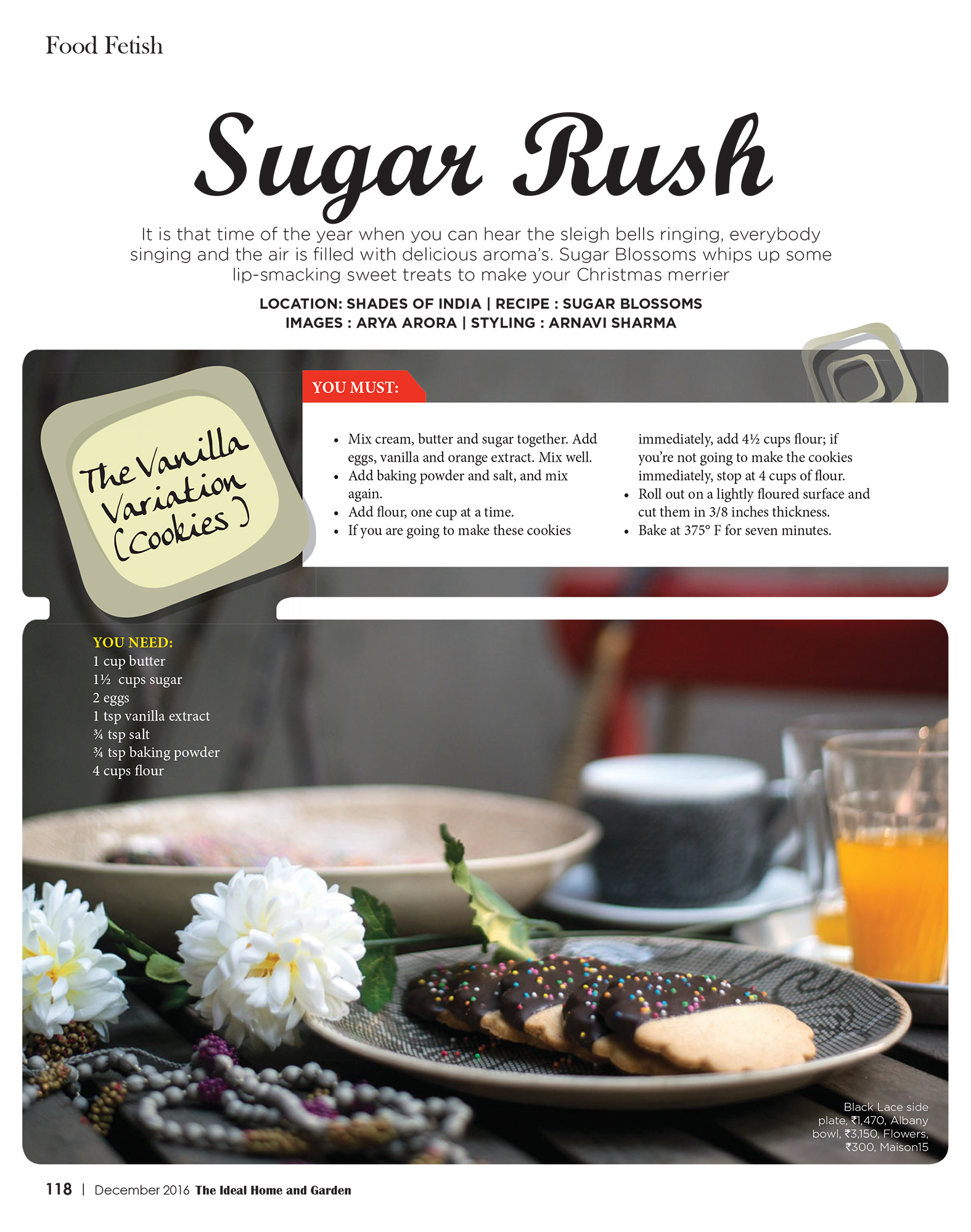 Ideal Homes - Sugar Rush