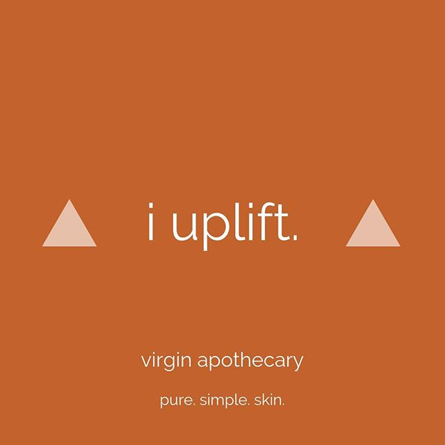 🔅I uplift🔅 When you uplift others you ultimately uplift yourself. 🧡 ♍️ As a Virgo my judgments are the most critical on myself. I use to constantly compare myself and my business to others. Feeling insufficient and insecure bc I would compare my everyday life to their highlight reel. It's a feeling that hasn't fully left my being but it's been something that I've been actively working on. 🧡 I realized that if I uplift others and feel genuine pride and happiness in their work and success (even if they are competitors) I in turn actually don't feel so down on myself. How are you uplifting yourself today? How are you uplifting others today? How can we stay true to ourselves even if we don't feel like being uplifting? There are two ways to look at any situation, 🔺or 🔻. Either side is valid,  but try to acknowledge how you choose to react. 🔅✌🏼 . . . . . . #virginapothecary #puresimpleskin #selfcare #weekendvibes #selfcaretips #selfcarematters #selfworth #loveyourlifestyle #beyoutiful #weekendprep #handcrafted #makermovement #uplift #selfreflection #ilovemyself #alonetime #youneedit #weallneedlove #purelife #simplicity #simplepleasures #selfloveisthebestlove #knowledgeofself #selfgrowth #protectyourpeace #plantbasedskincare #smallbatchskincare #letmebeme