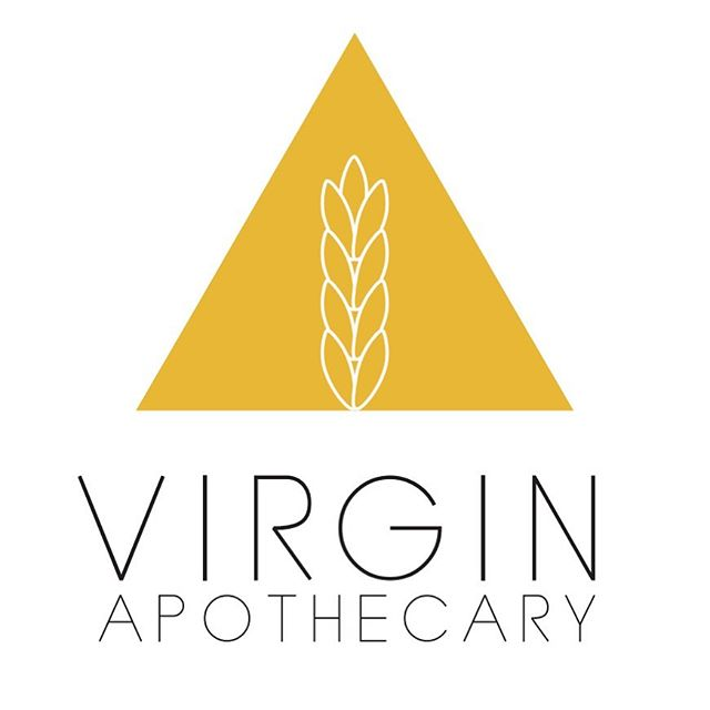✨New logo who dis?✨ Months ago I asked @typebirdcreative to help me with the rebranding of Virgin Apothecary and boy did she hit the nail on the head! I wanted to add in some color, and step away from the monochromatic scheme of silver and black and tie in some subtle clues to the Virgo energy that is behind the brand. She did an incredible job creating a fresh new look for VA and I am so friggin excited to get my new labels going and my new look launched. 🧡 🔅With that being said anything worth doing takes patience, time, and hard work. 🔅 While I have a few products still listed on the site I will be closing down the web store temporarily while I finish my label edits and get new product made. This is a big reason why I have been rather quiet on this space lately and haven't really been perusing many local markets/events. While the launch date is still TBD I am SO STOKED to be releasing this beautiful design into the universe. I feel like I am coming home to a fresh new perspective on my brand and I can't wait to see what's in store! 🥰 Big shoutout and thanks to my friend Tammy @typebirdcreative for helping me with this new vision for Virgin Apothecary!! 😘😘😘