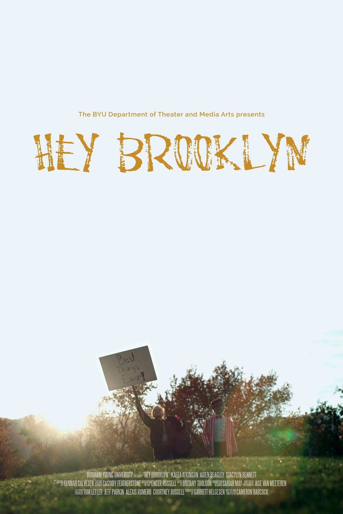 Hey Brooklyn (2017)