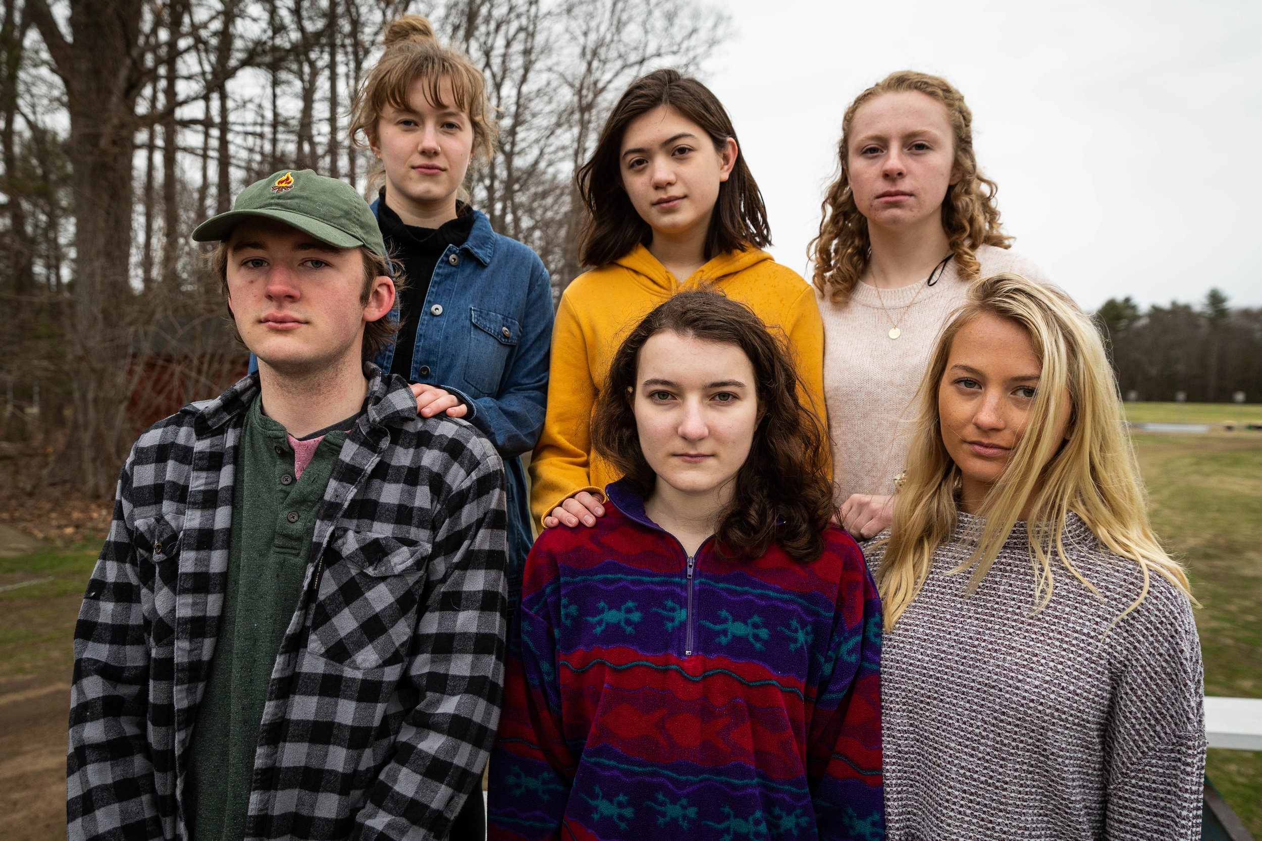 We Gotta Do Something - I reported this story about high school students working to combat racism in their majority-white community.Produced at the Salt Institute for Documentary Studies. Photography by Brooke Saias.