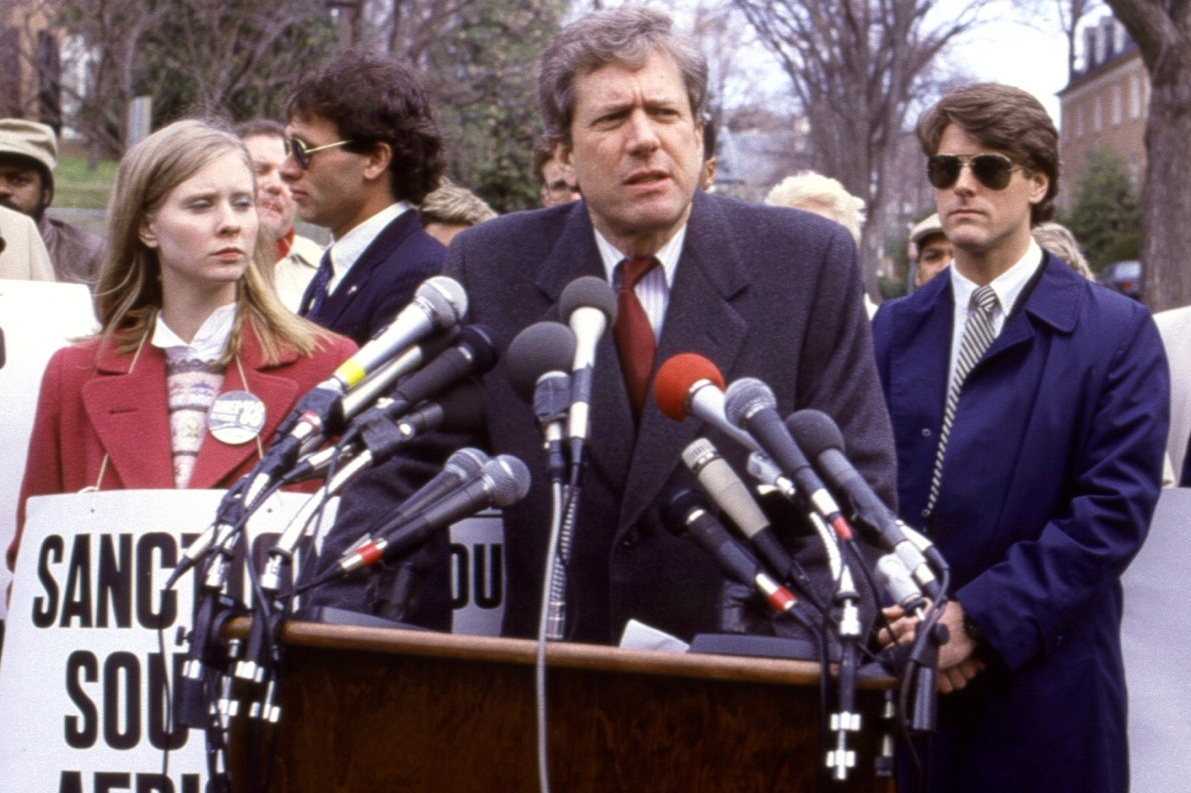 A Fake Candidate on the Campaign Trail - I reported this story about a fictional Democratic candidate for president in 1988.Produced for NPR's All Things Considered.
