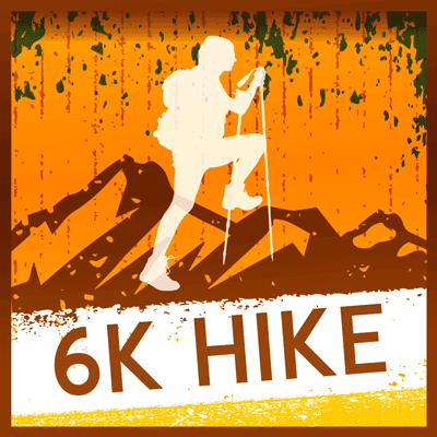 6K HIKE + TRAIL MIXER PARTY