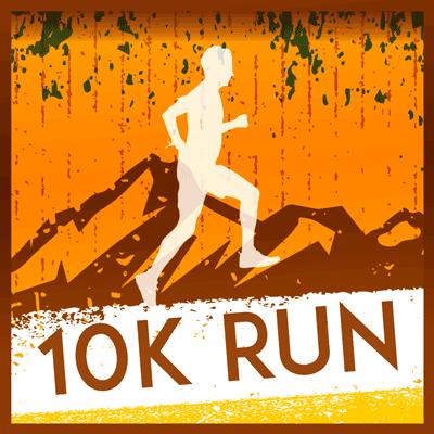 10K TRAIL RUN + TRAIL MIXER PARTY