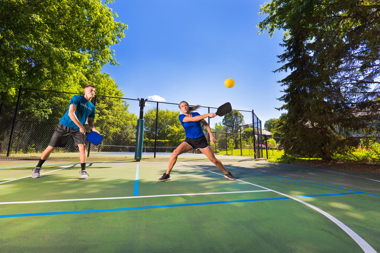 Hillcrest Park - Dedicated Pickleball Courts Coming Soon