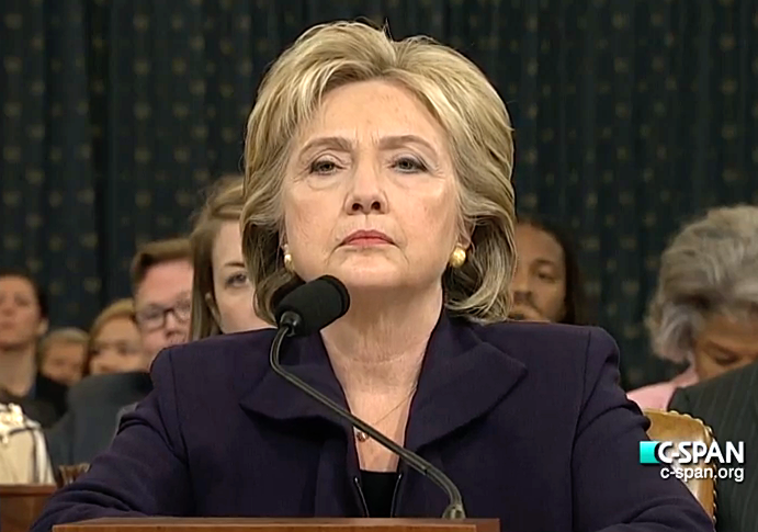 Before the House Select Committee on Benghazi, 2015 (C-SPAN)