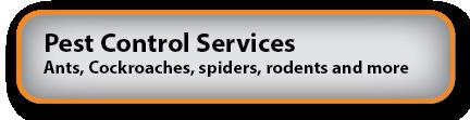 Pest Control South Burnett