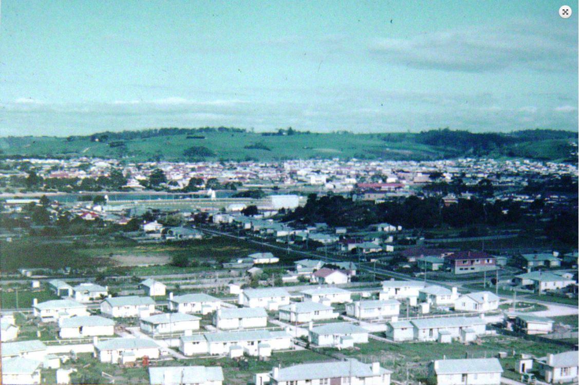 West Ulverstone 1962