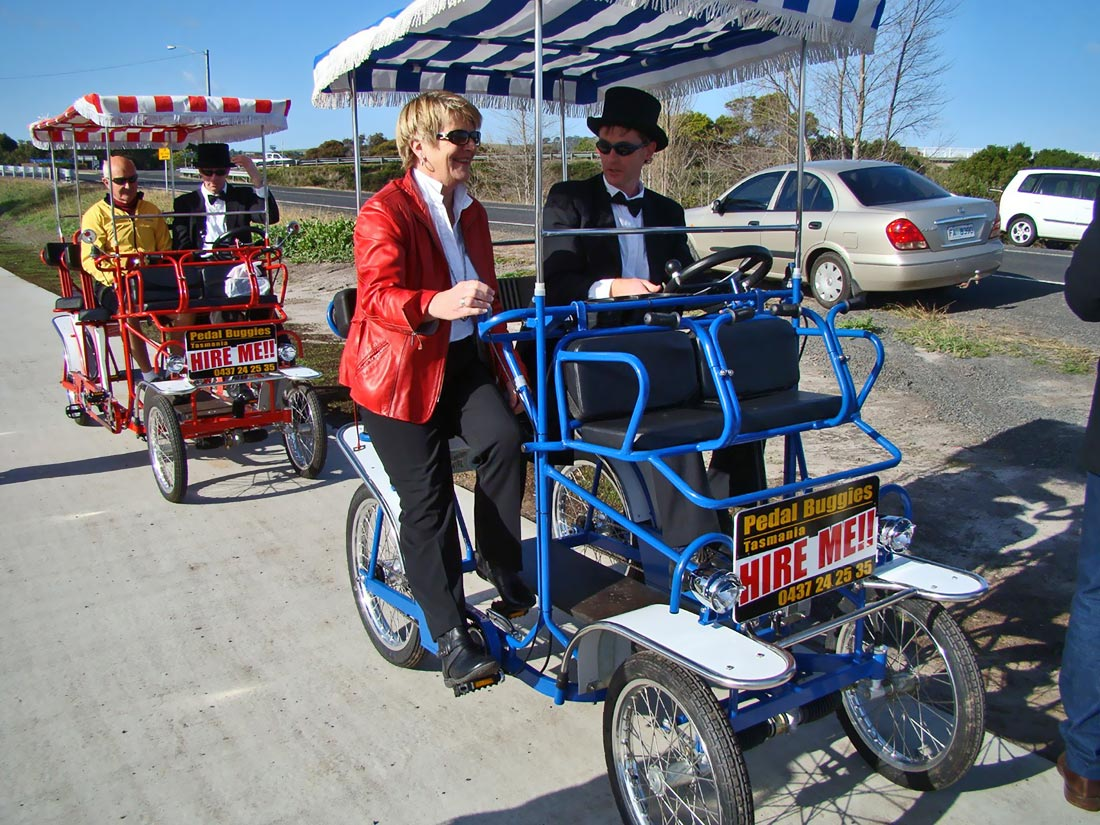 pedal buggies