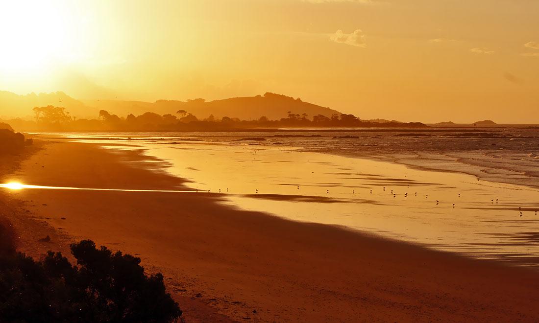 ulverstone beach