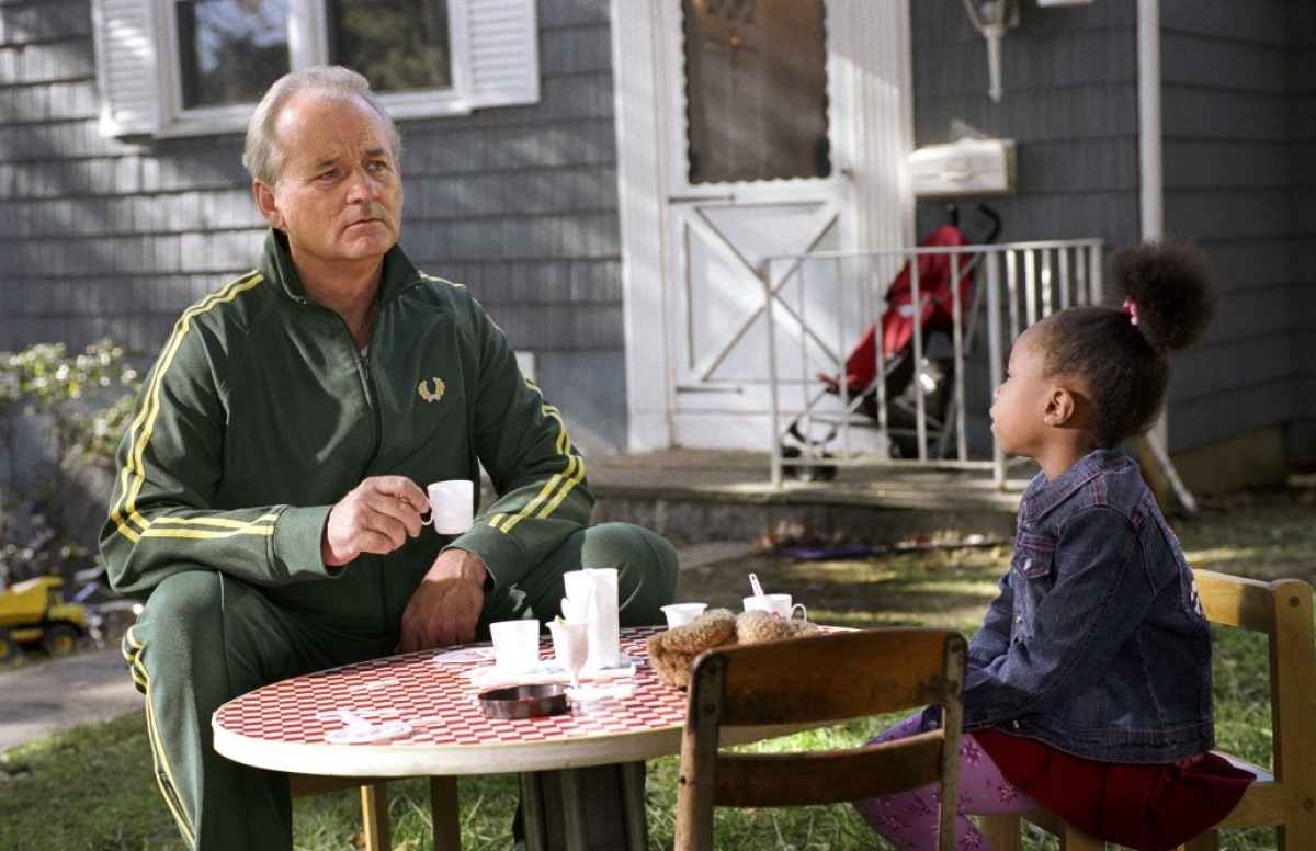 BILL MURRAY BROKEN FLOWERS FRED PERRY