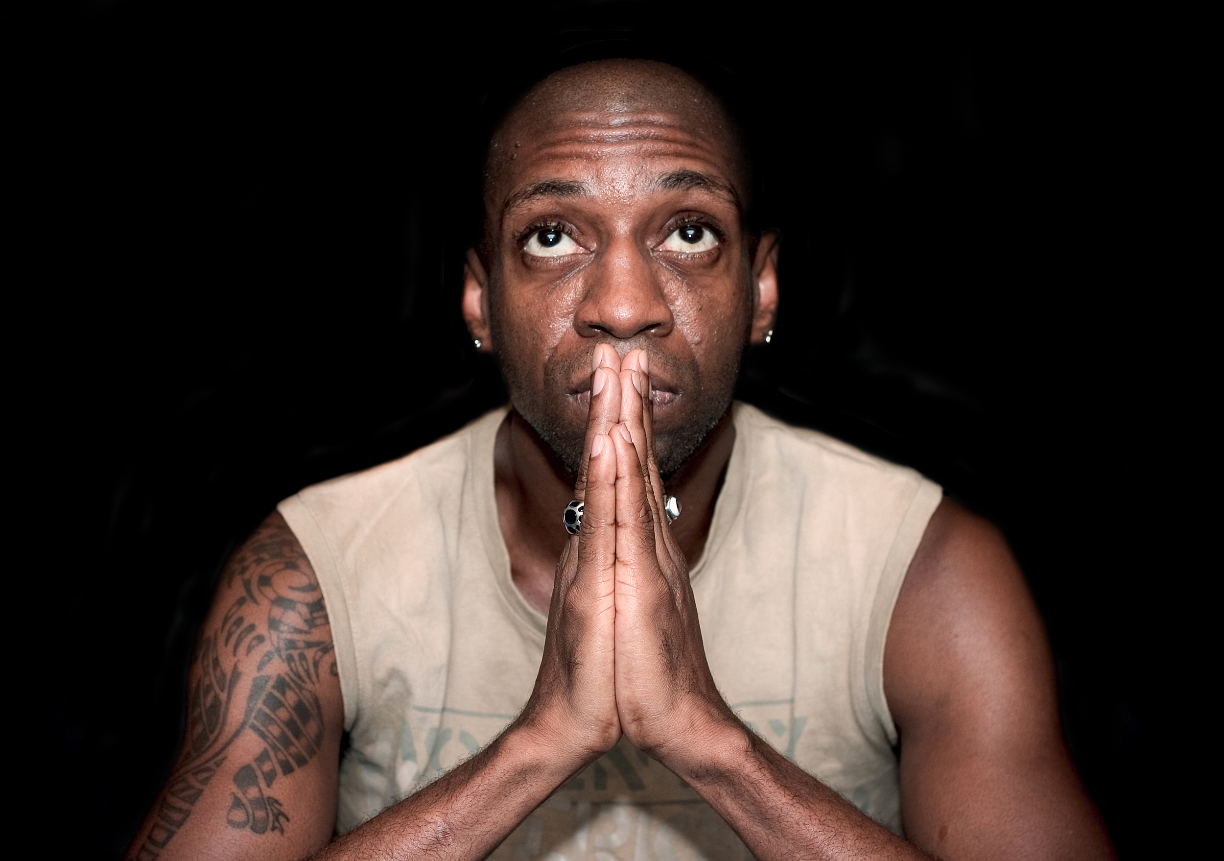 """Vocal house maestro Robert Owens, who features twice in this list — as does his """"Tears"""" collaborator, the late, great Frankie Knuckles (main pic)."""