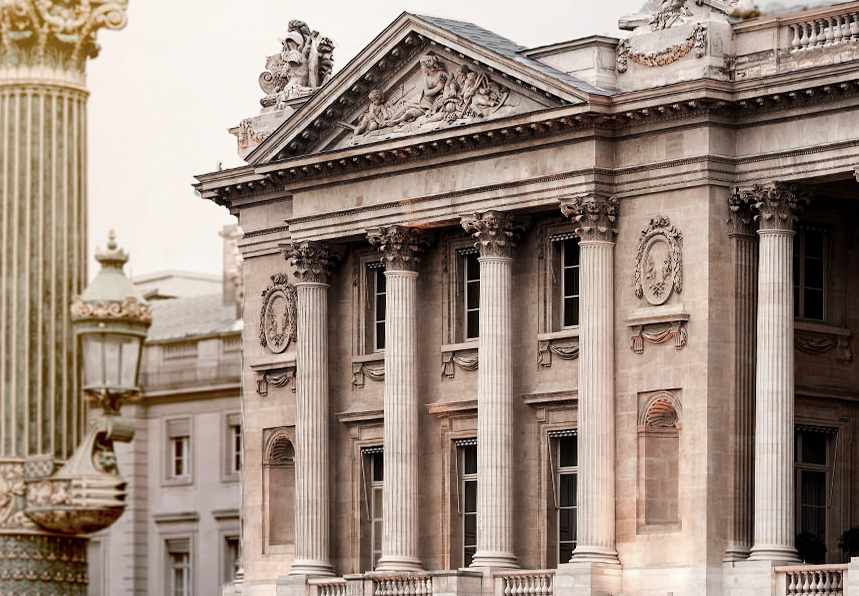 Hôtel de Crillon, Paris (where Arora worked in his youth)will reopen shortly under Rosewood's management, following an extensive restoration.