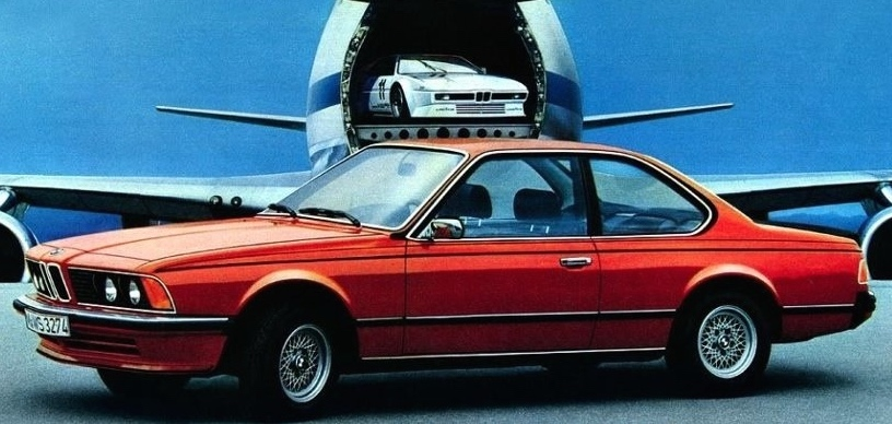 The BMW 635 CSI: A beautiful Teutonic two-door for 'Moonlighting' sentimentalists.