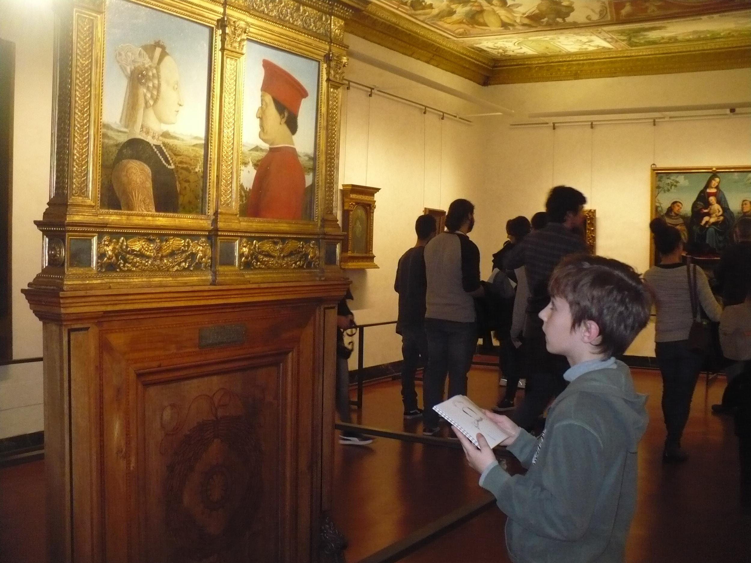 Uffizi - Duke and Duchess of Urbino.JPG