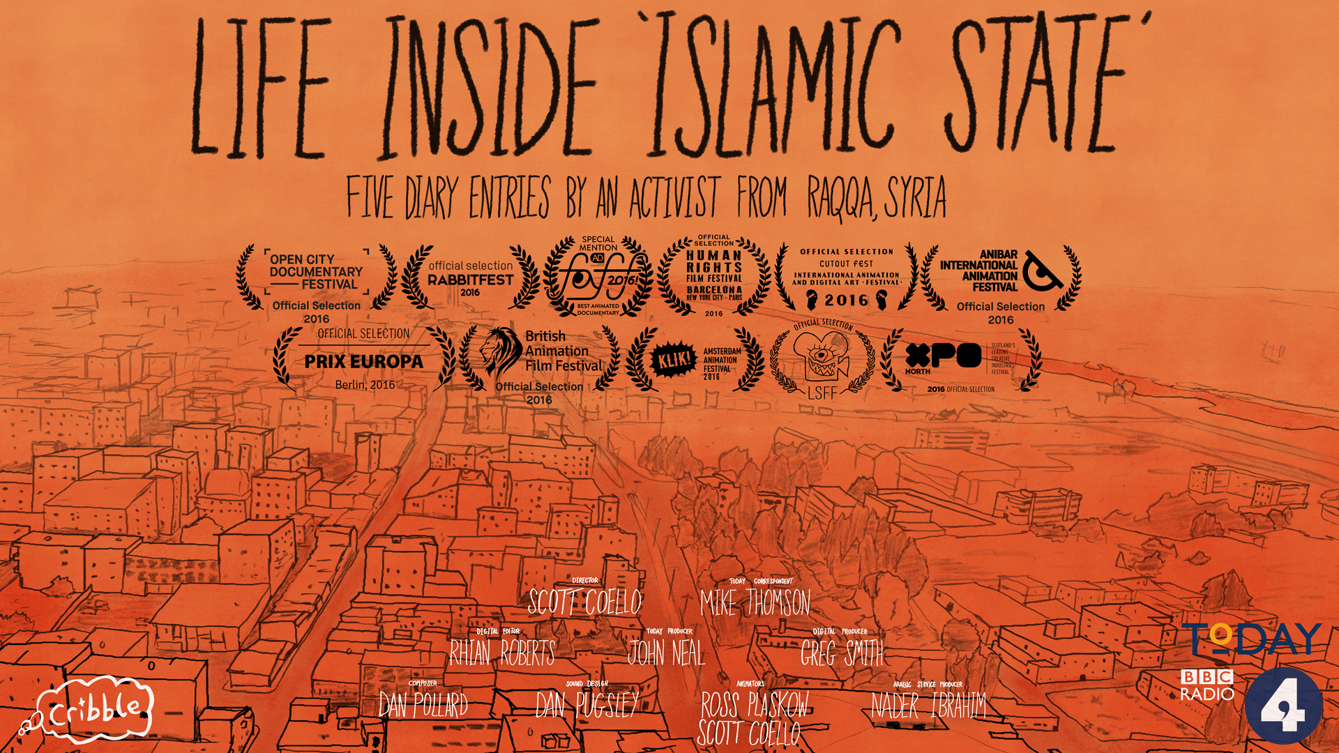 Life Inside Islamic State - BBC Radio 4  Composer