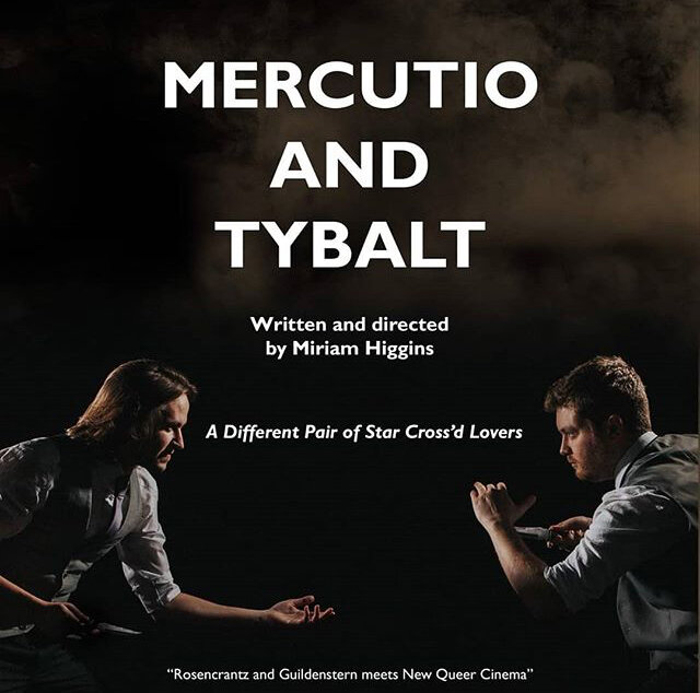 Mercutio and Tybalt - Leaning House  Composer and Sound Designer
