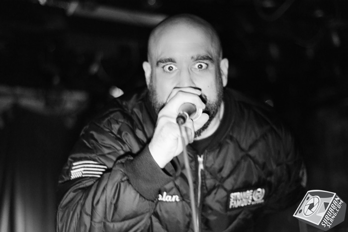 """B. Dolan -rapper, producer, poet, screenwriter, activist, dance battle champion and  """"real motherfucking well-rounded MC"""""""