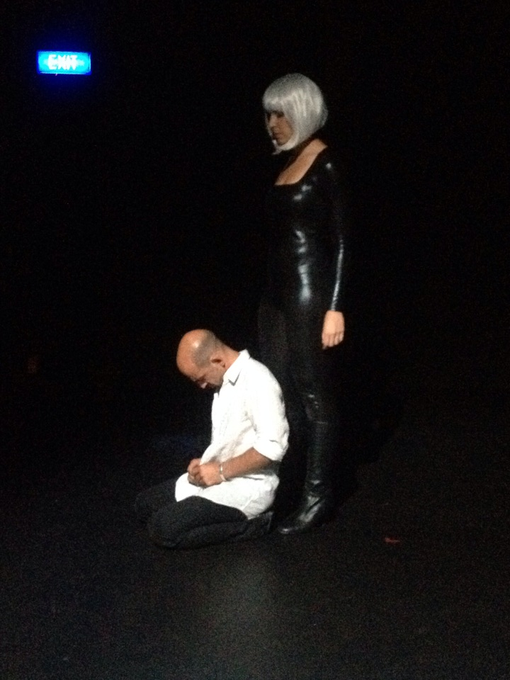 'King In Exile' - Nice Productions, Adelaide Fringe 2015