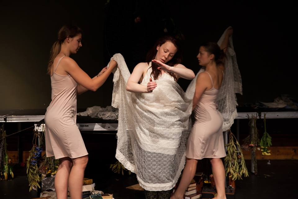 'Holy Dying' - The Forest Collective, La Mama Theatre