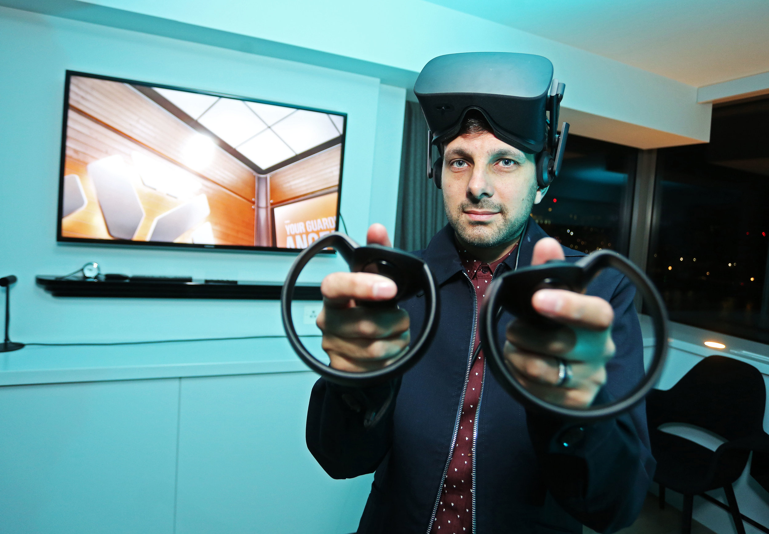 Dynamo with Oculus Rift Touch controllers.JPG