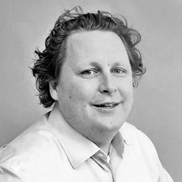 Benjamin Ahrens   Project Director