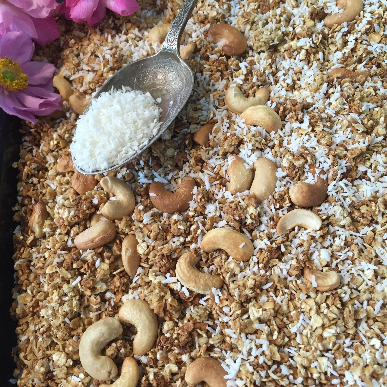 Granola, coconut & spoon.jpg