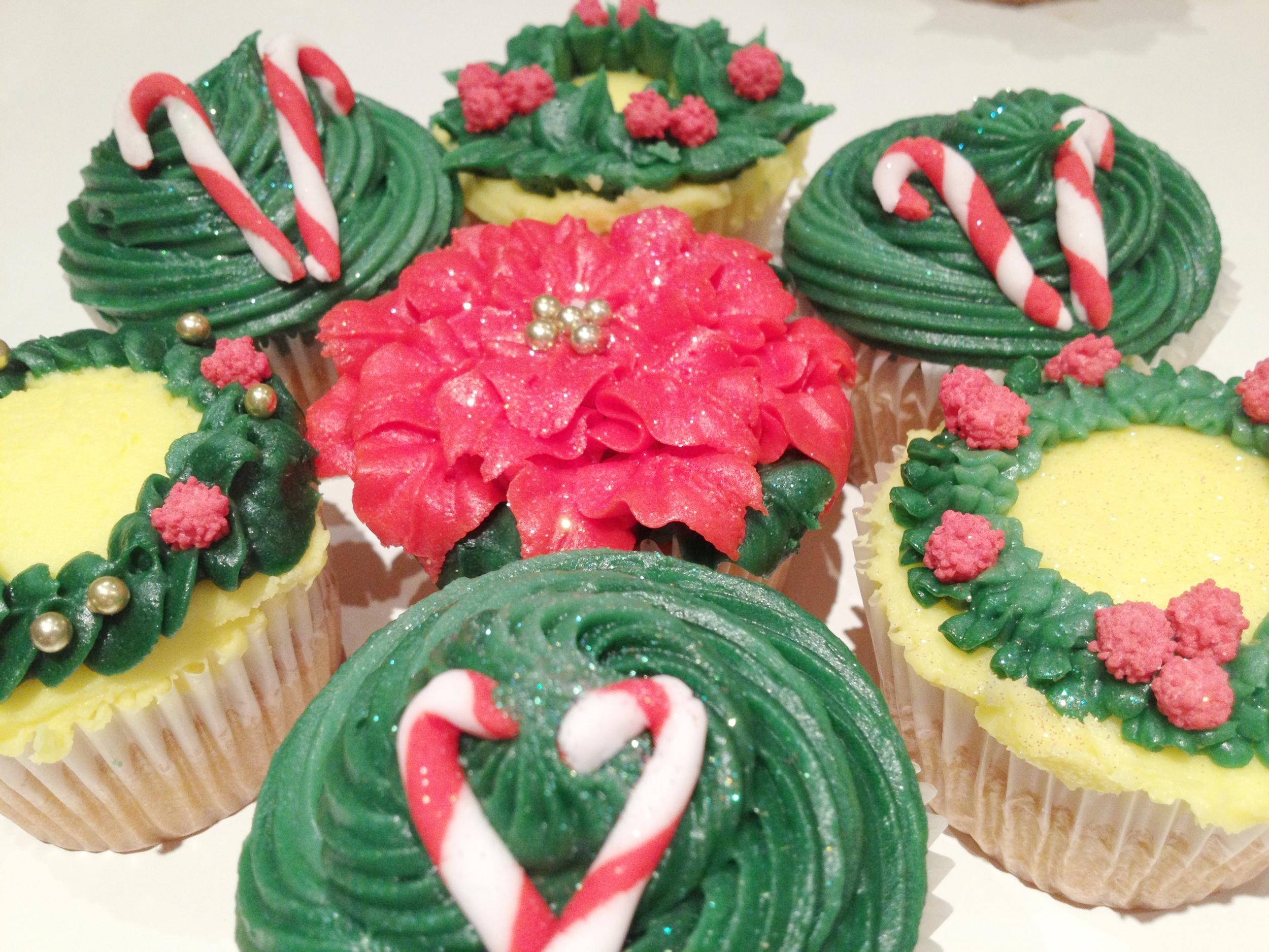 Xmas cakes 4.JPG