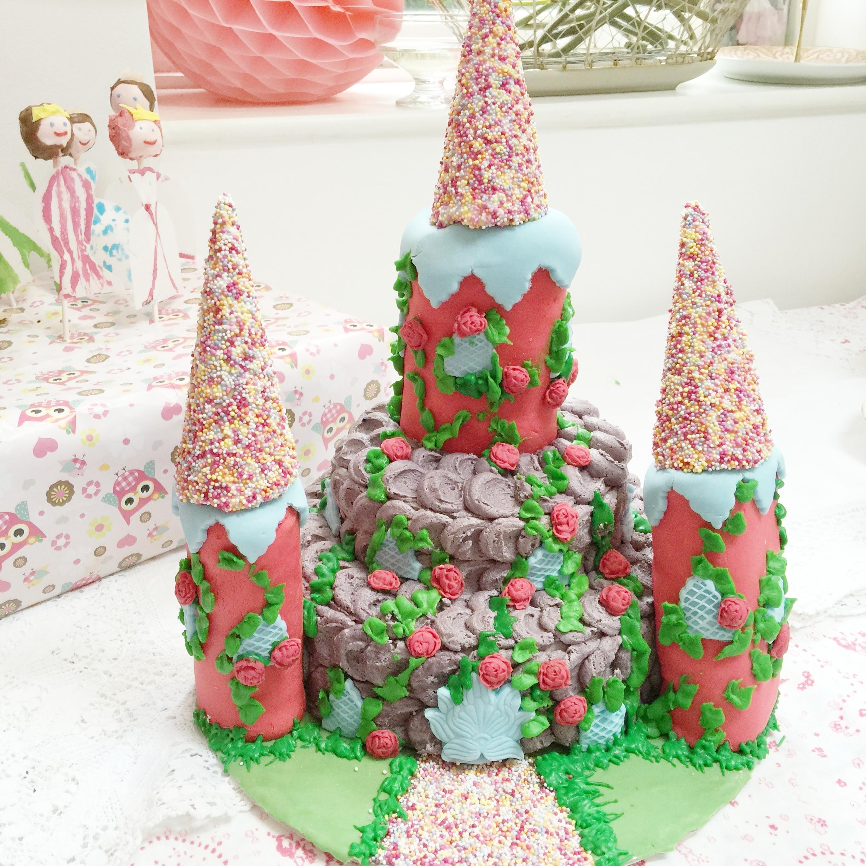 Cosys castle cake.jpg