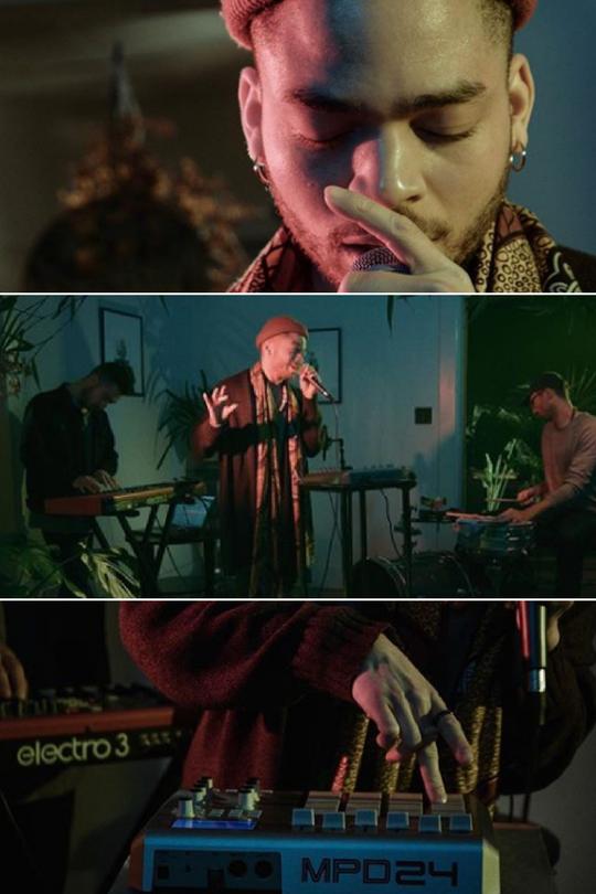 'Love Goes On' Still Shots by Tristan Seniuk.