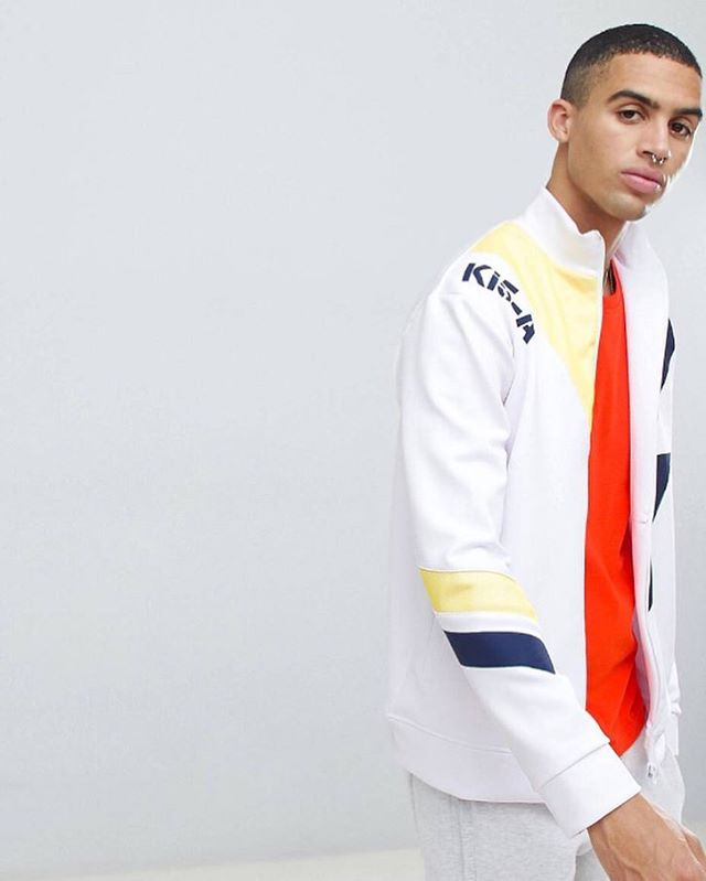 Now live on @asos our Techno Jacket!! So good, you won't want to take it off •Mesh panel •Funnel neck •Zip fastening •Side pockets Regular fit...Not too loose, not too tight Check it out search ki5-a on ASOS now!! . . . . . . . . . . .  #ki5_a #ss18 #strong #kisaiya #mensfashion  #sports #fitness #health  #training #love #exercise #instasport #sporty #workout  #cardio  #training #photooftheday #active #motivation #sportswear  #fun #instagood #asos #live #summer #fitnessmotivation  #men #kfitkit #fitspo #monday