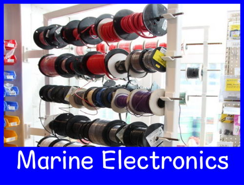 Stocking an Extensive range of marine spec. tinned fittings along with the sundry electronics to suit